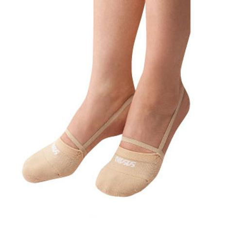 SASAKI half socks for rhythmic gymnastics, dances, acrobatics