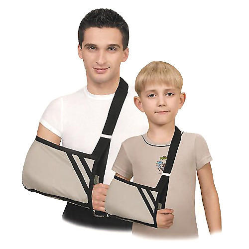 Orthopedic arm supporter