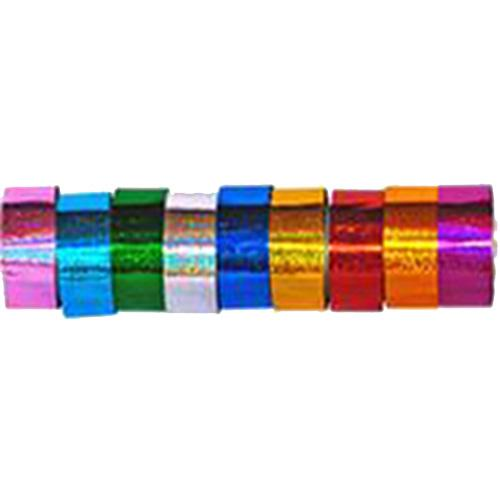 PASTORELLI metallic glitter adhesive tapes for hoops and clubs decoration