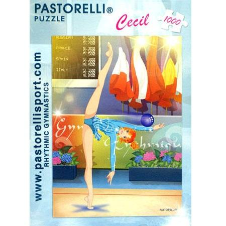 PASTORELLI CECIL jig saw puzzle with ribbon - 1000 pcs