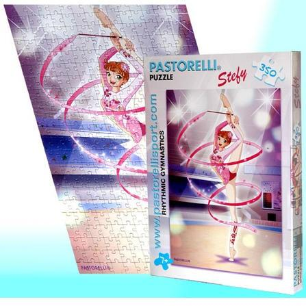 PASTORELLI STEFY jig saw puzzle with ribbon - 350 pcs
