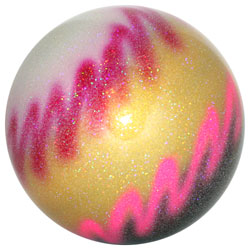 SASAKI Lightning ball for rhythmic gymnastics